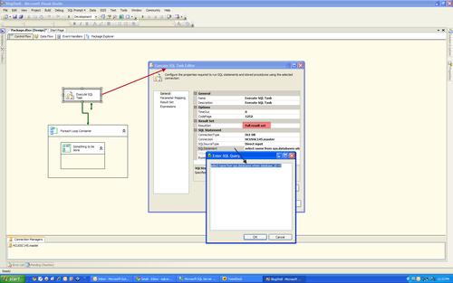 Simple Series: SSIS Foreach Loop