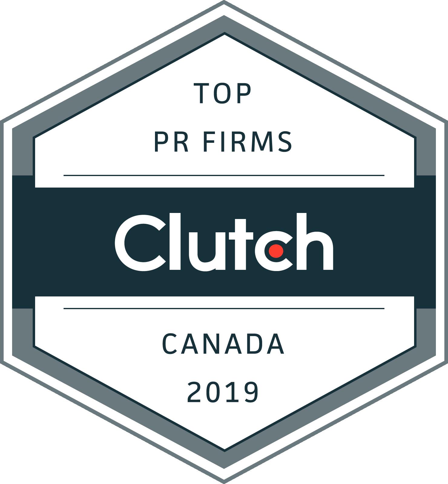 Top PR Firm 2019