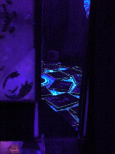 Living Labyrinths for Peace studio, Washington, DC