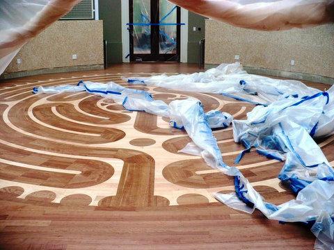 nicoe labyrinth june 2010.jpg