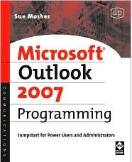 Outlook Programming 2007 — Place Keepers