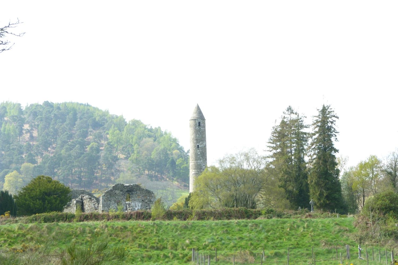 Glendalough Monastery Ruins