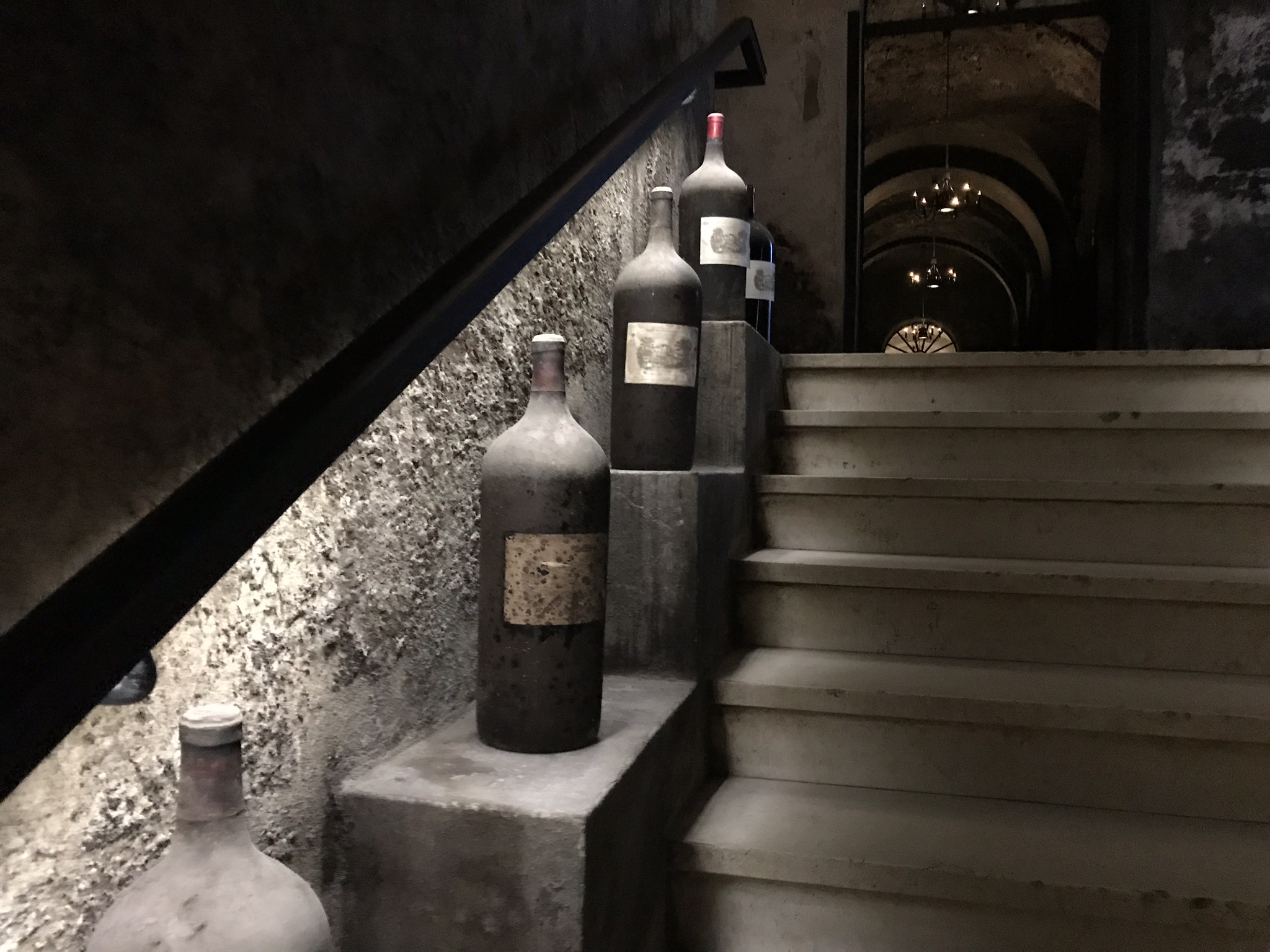 CHATEAU DUHART-MILON - Art space in a wineryDomaines Barons de RothschildPauillac (France)2019