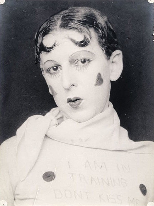claude cahun - Photography exhibitionJeu de paumeParis2011