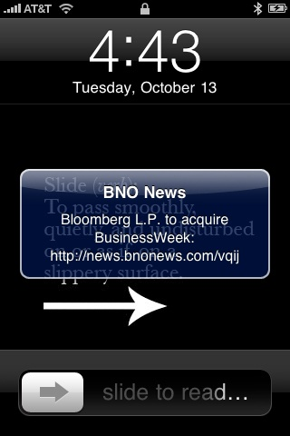 BNO News Screenshot