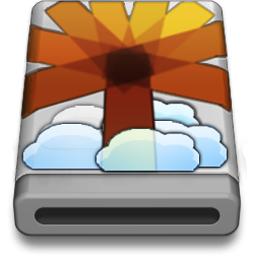 Orange Cloud Concept 1