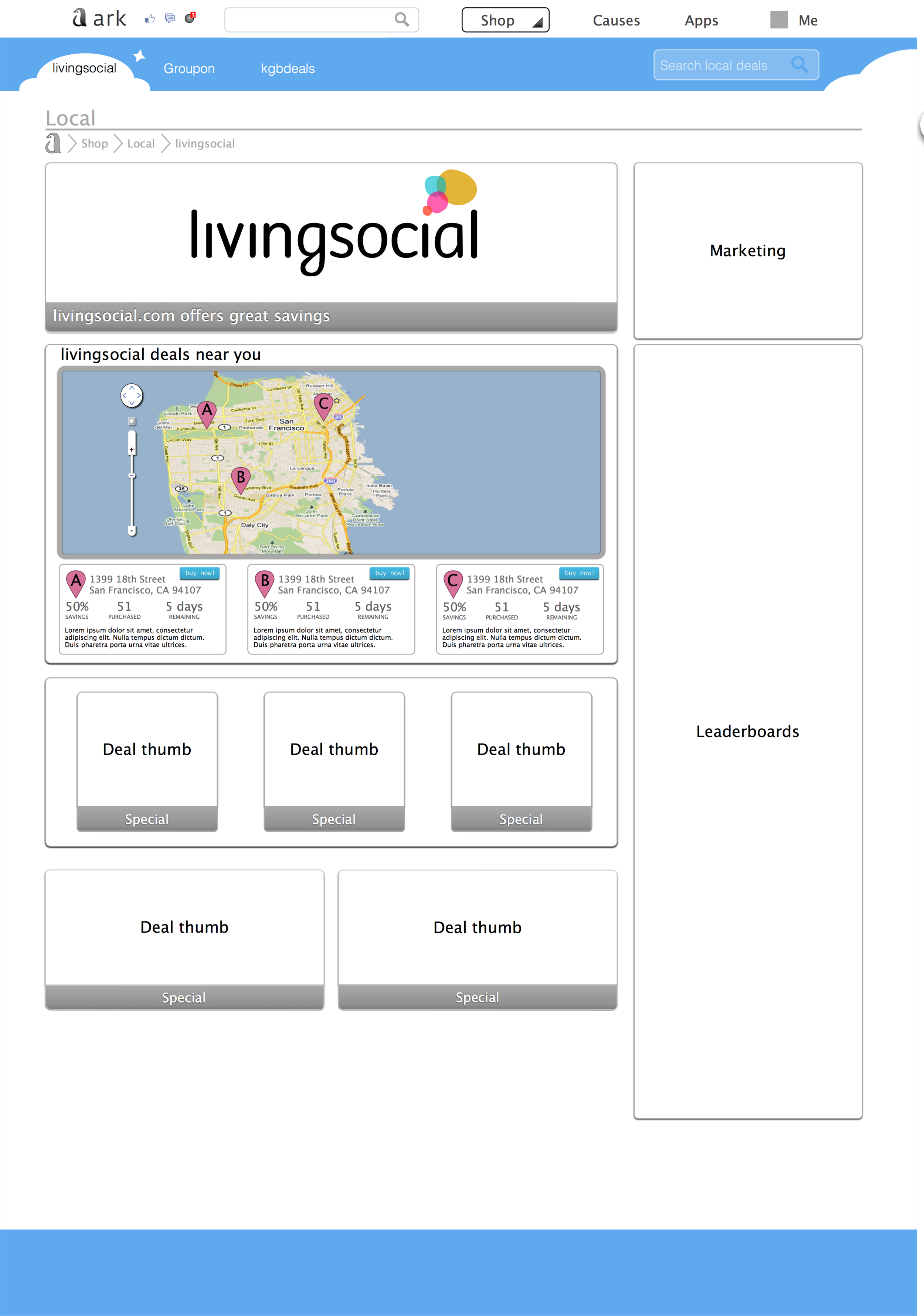 Livingsocial Local