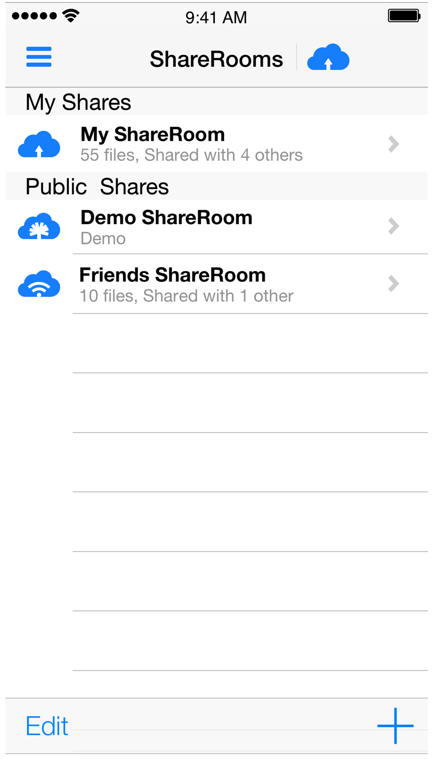 ShareRooms