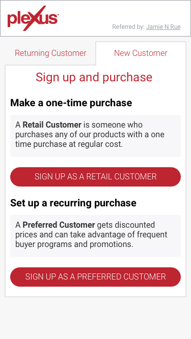 Retail - Sign In V2 > 5.2