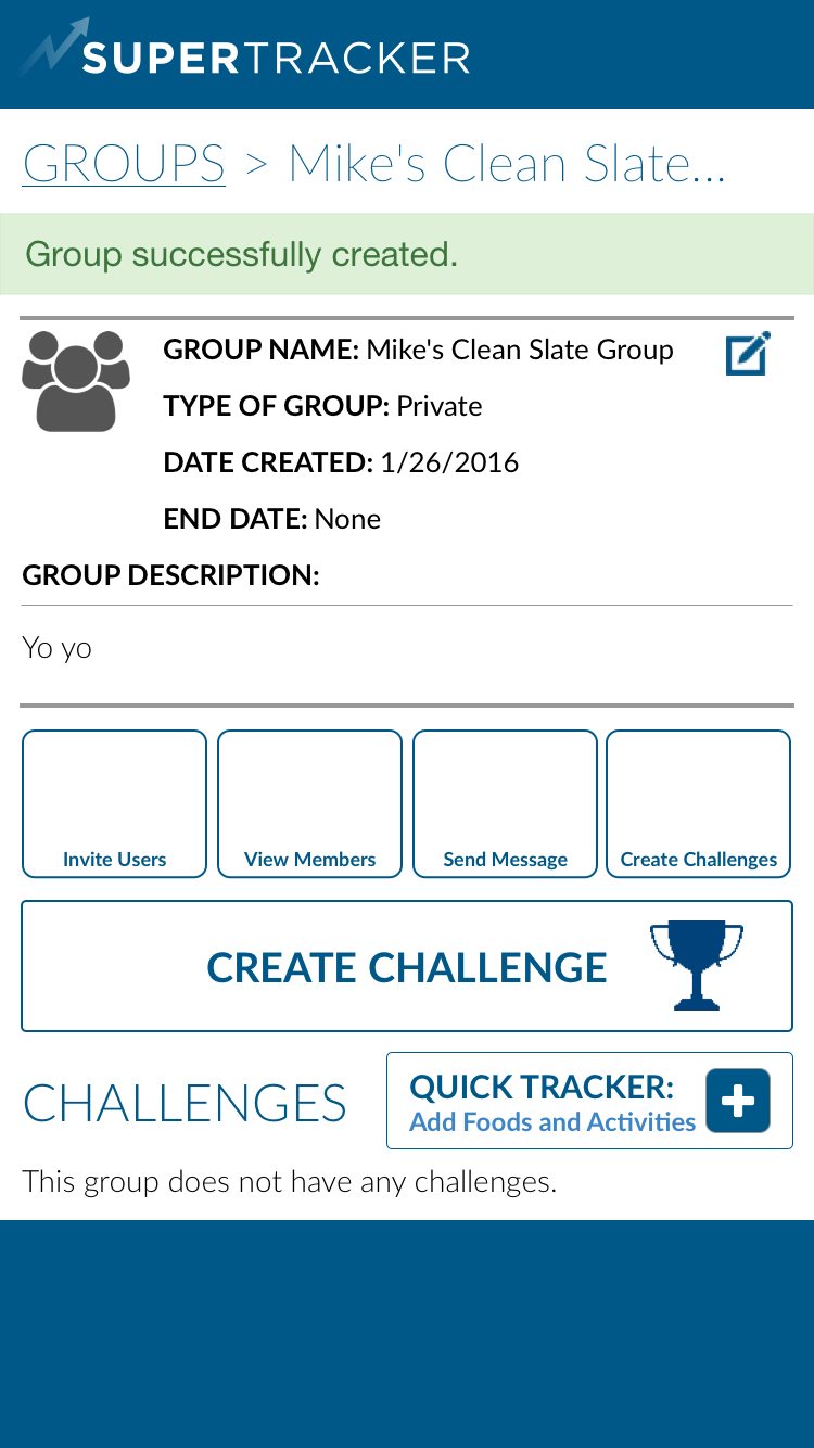 Main Group - Empty > Notify