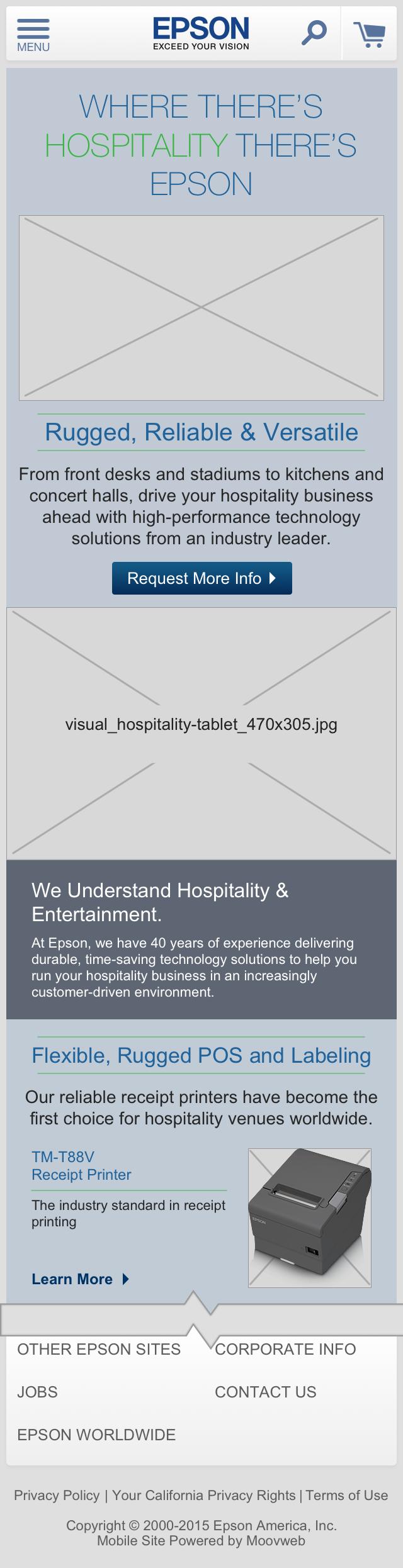 Hospitality Case Studies
