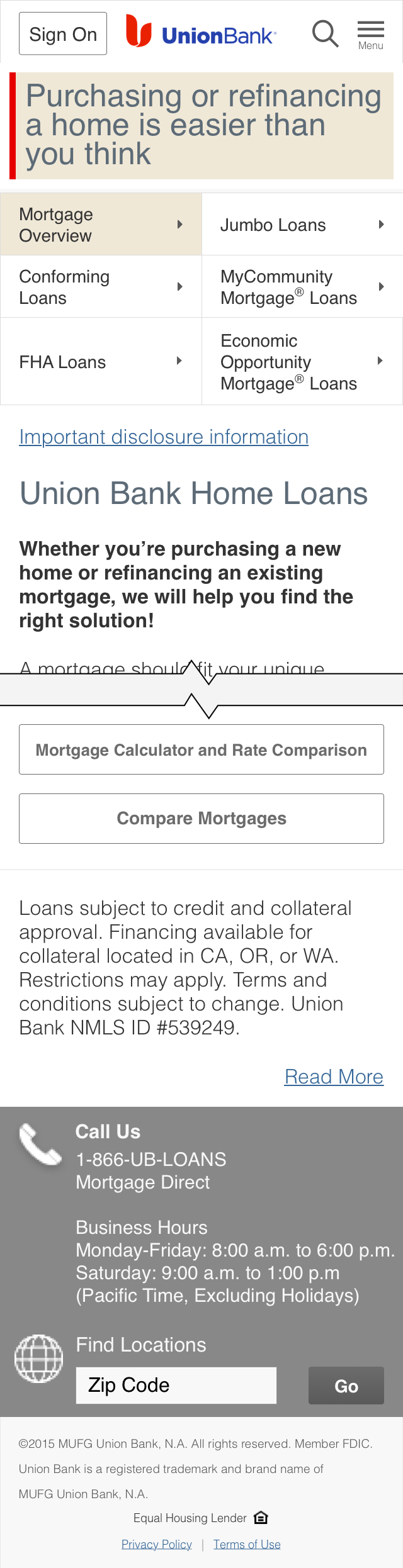 Personal - Mortgage - Alt