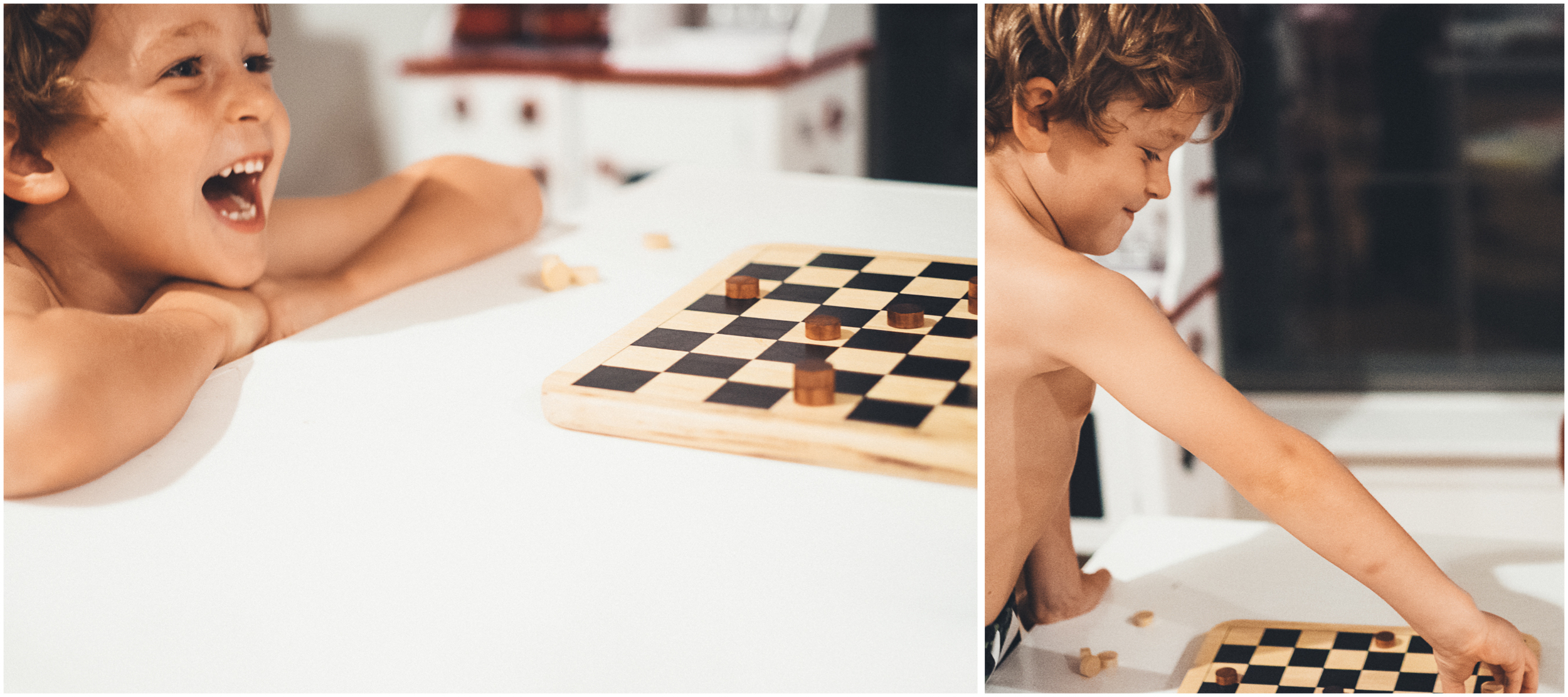 Our Checkers dynamo.
