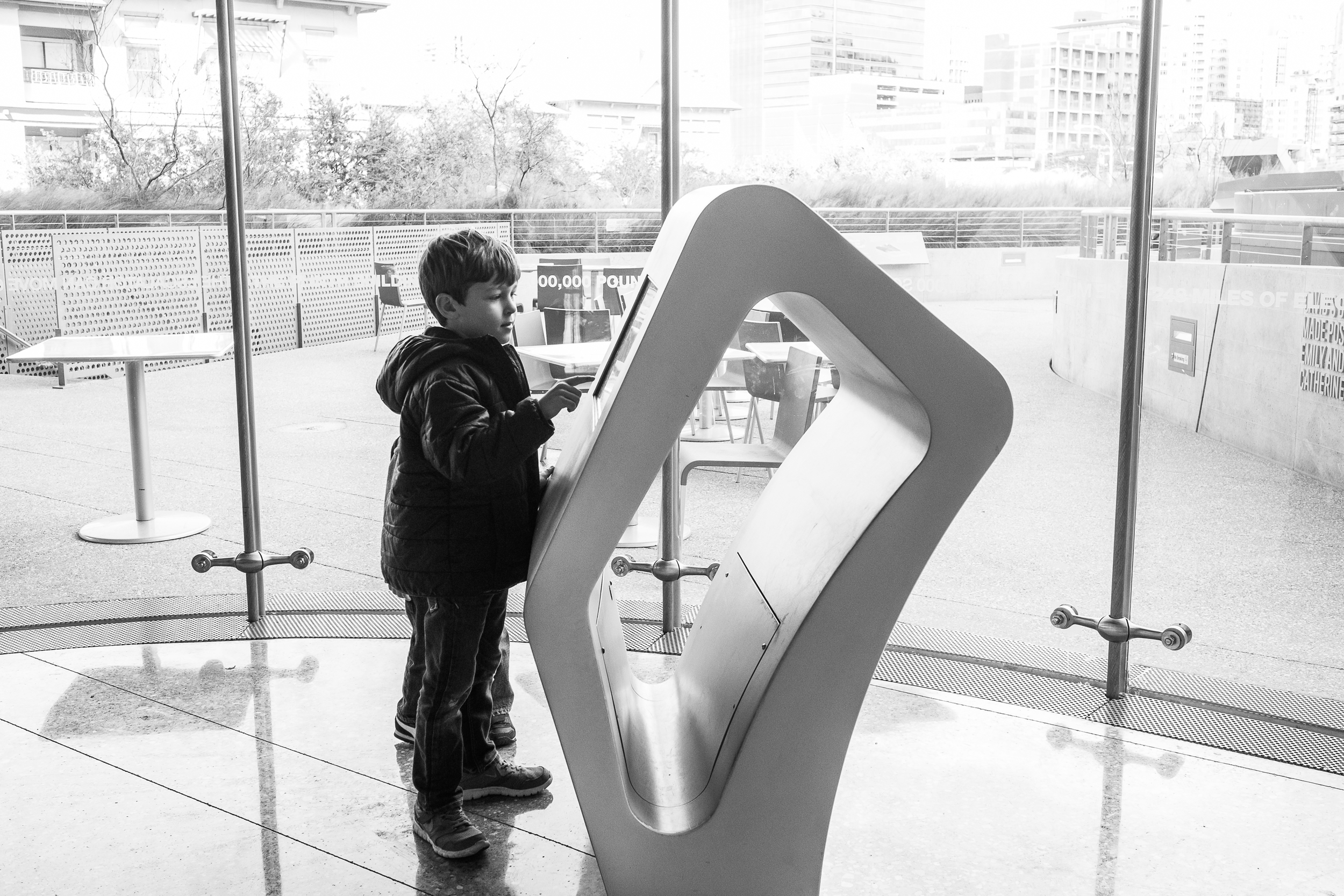 Have we mentioned how much we adore the Perot Museum?