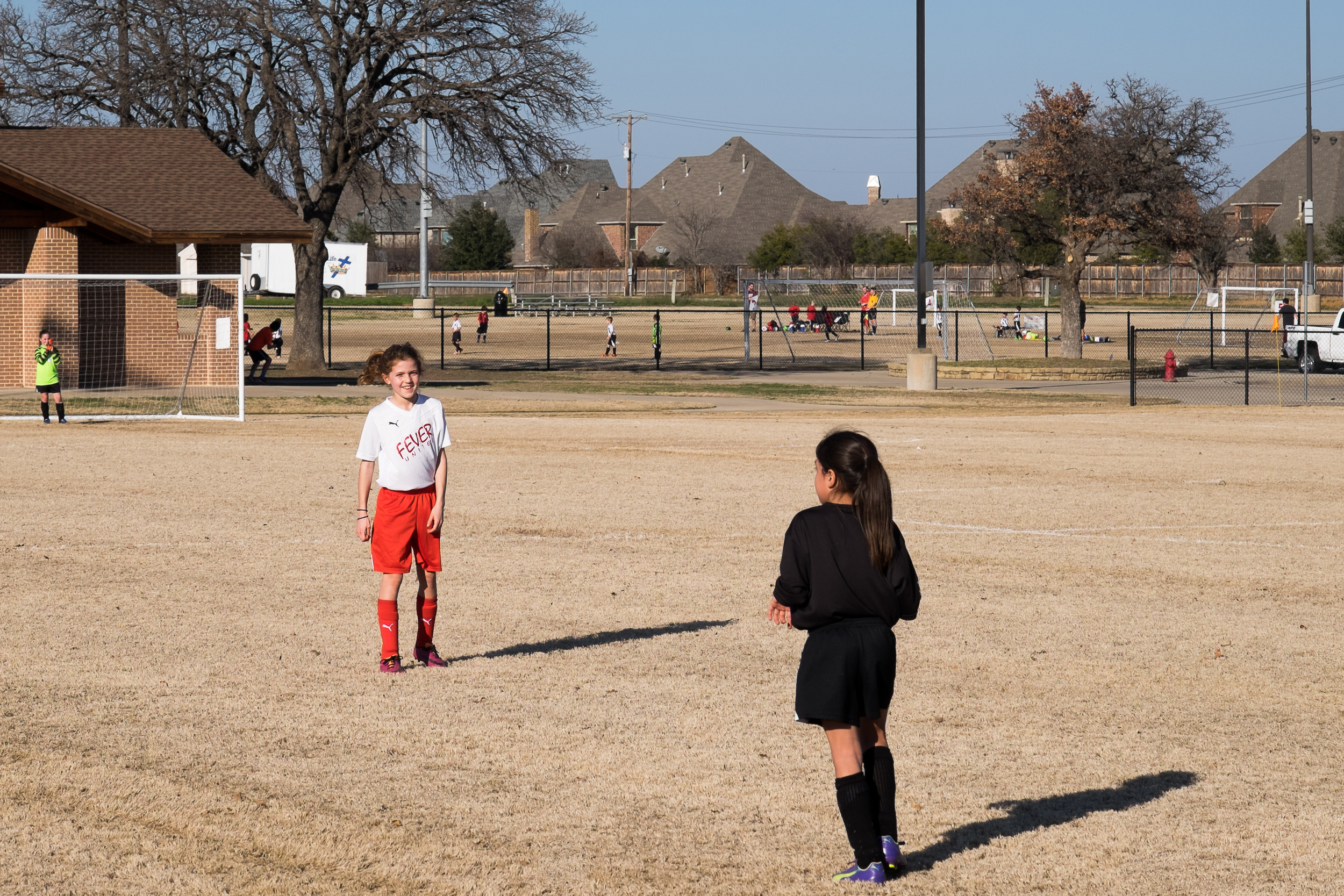 With February comes the return of soccer season.