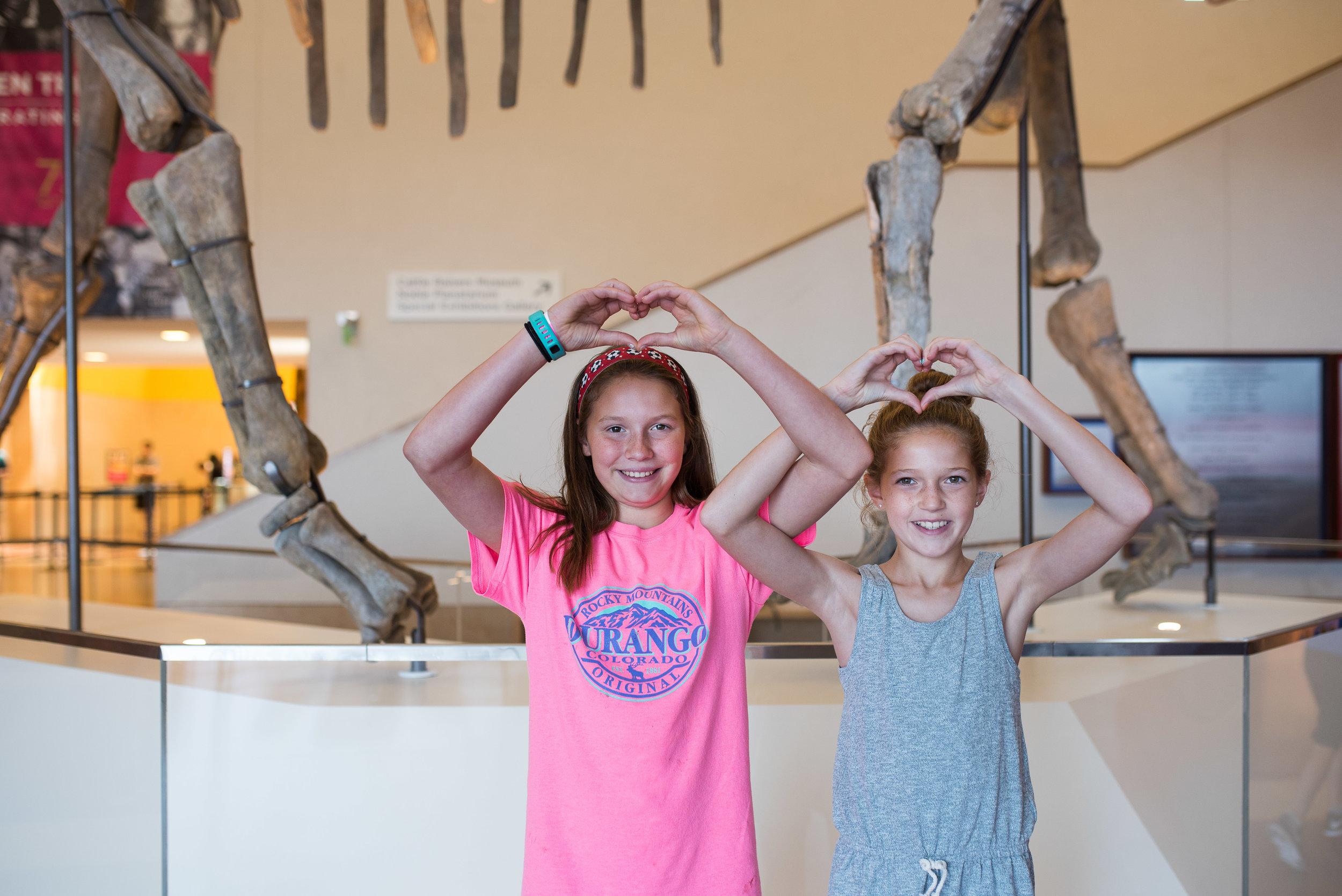 Love for dinosaur bones?