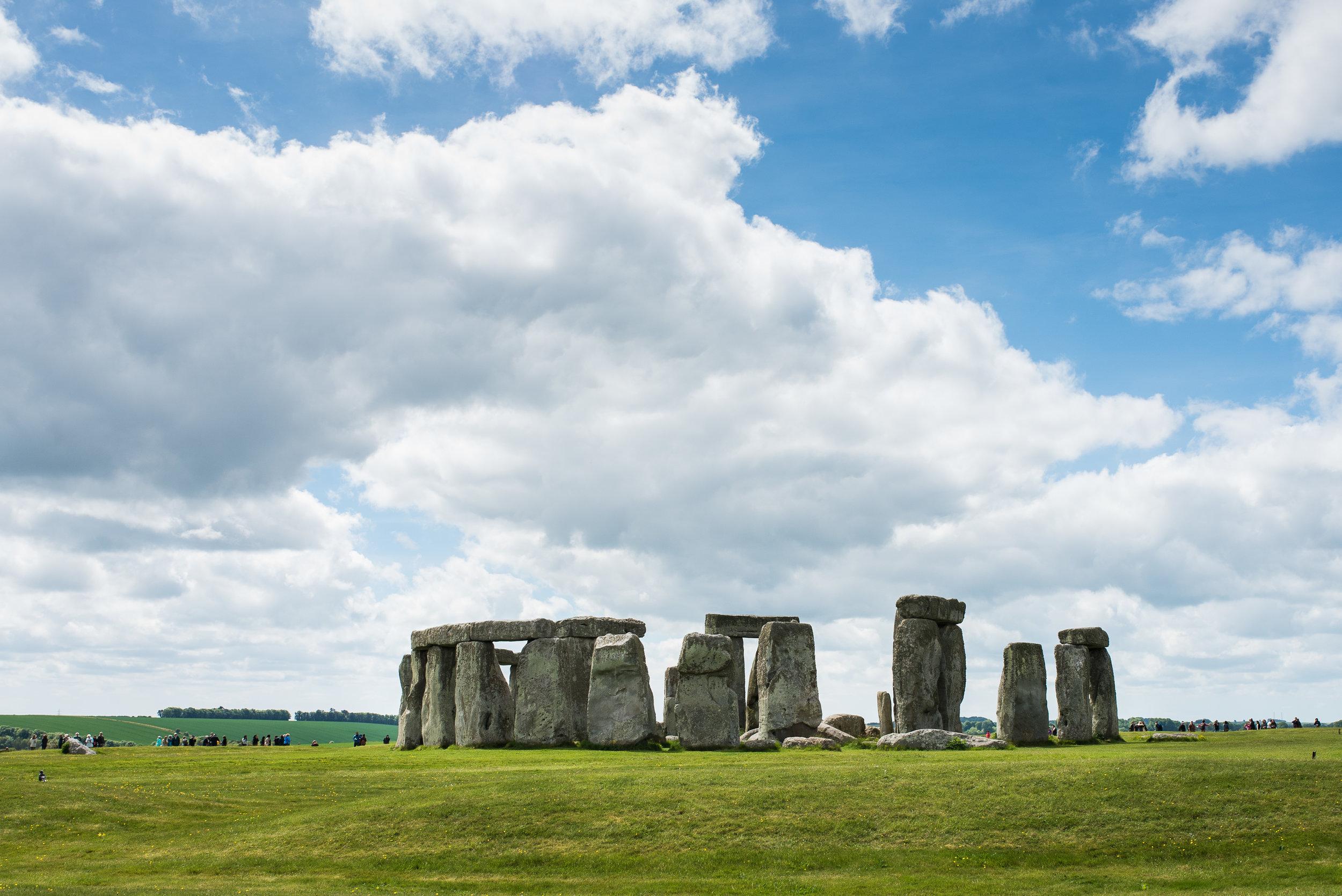 No. 2:  Stonehenge