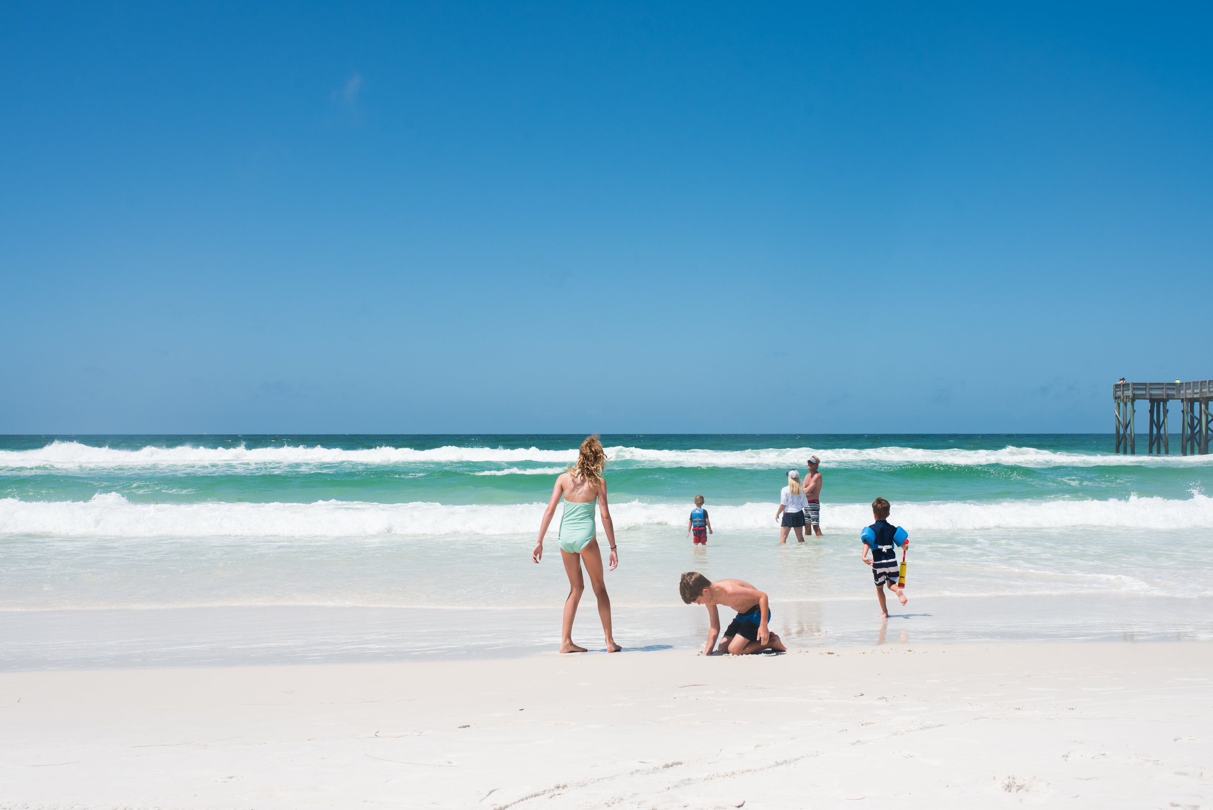 Sun! Beach!