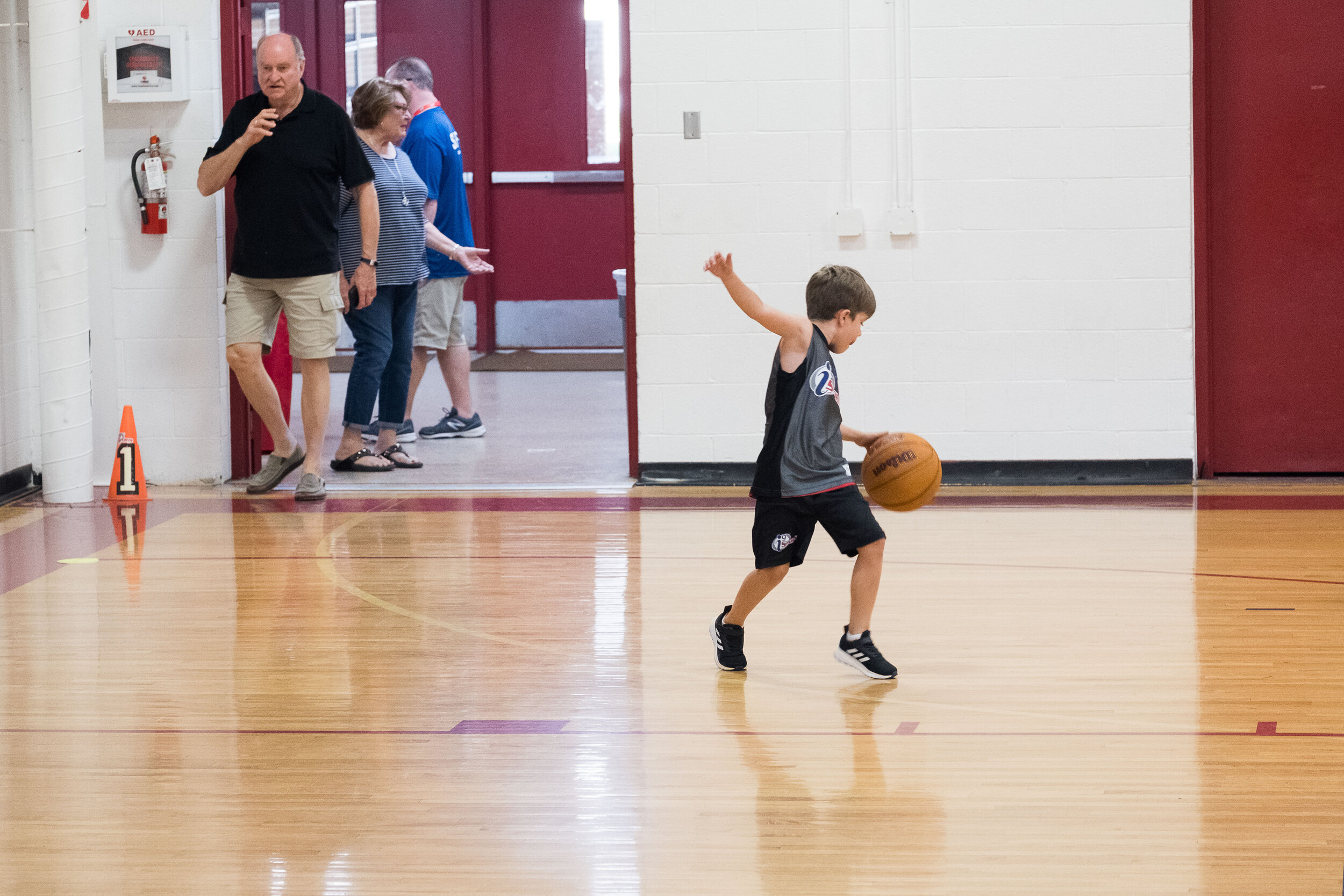 Henry now envisions a future as a basketball star.