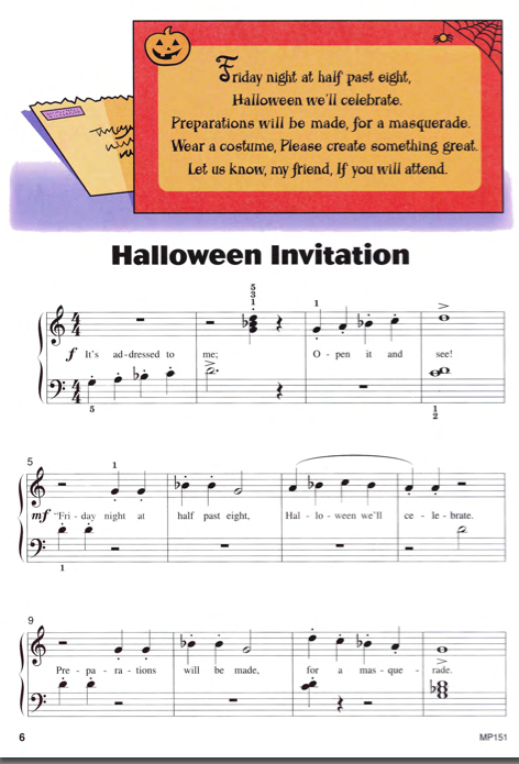 Halloween Invitation from   L  evel One Halloween .