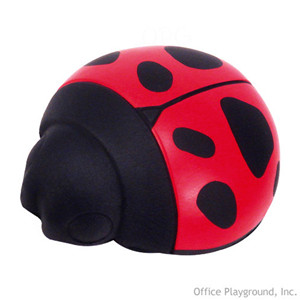 Ladybug Squeeze Toy     Click on the ladybug to visit the store  to buy ladybugs for your studio