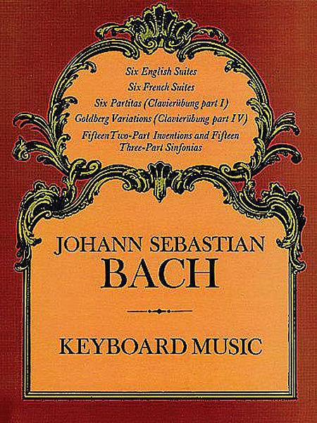 J. S. Bach Keyboard Music