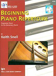 Beginning Piano Repertoire
