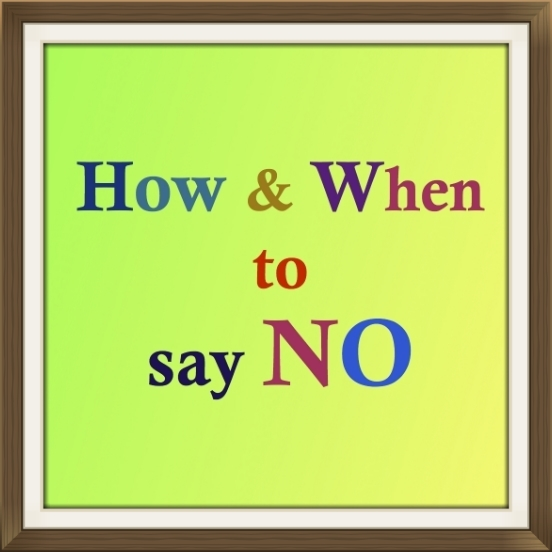 How and when to say no.jpg