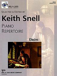 Etudes Volume 5 Cover
