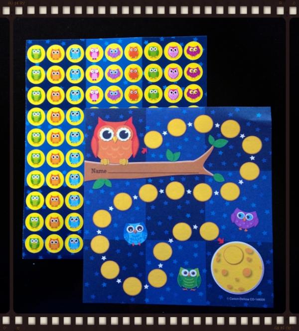 Owl Incentive Chart