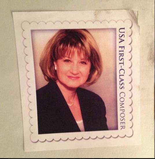 Carol Klose wrote wonderful arrangements as well as fine original compositions.