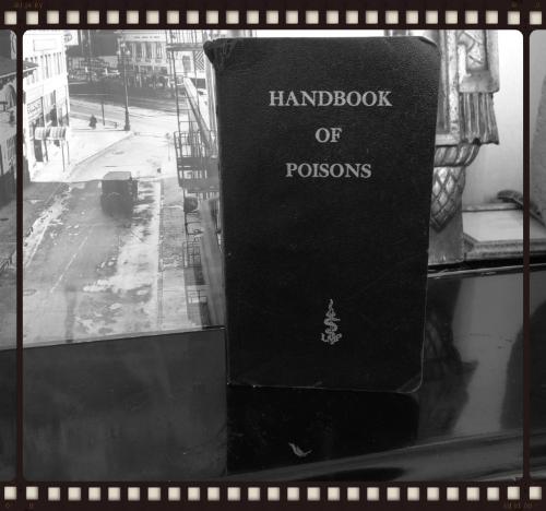 Handbook of Poisons.