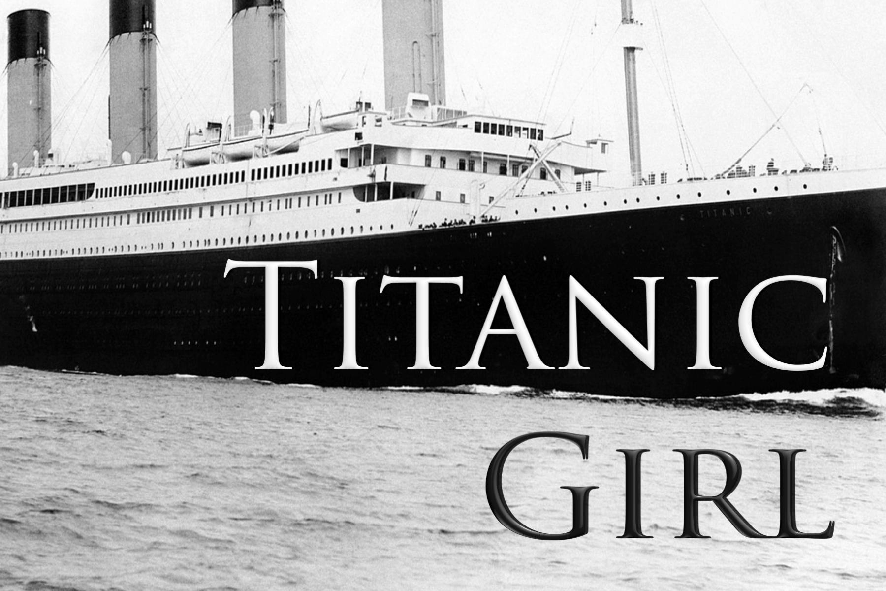 Titanic Girl