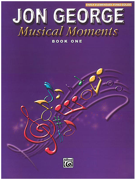 Jon George Musical Moments Book One