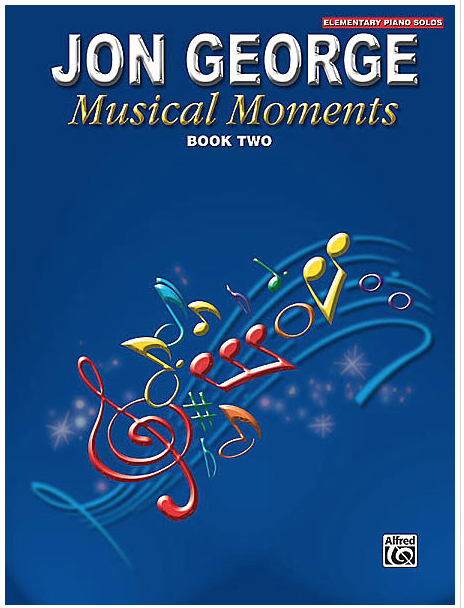 Jon George Musical Moments Book Two
