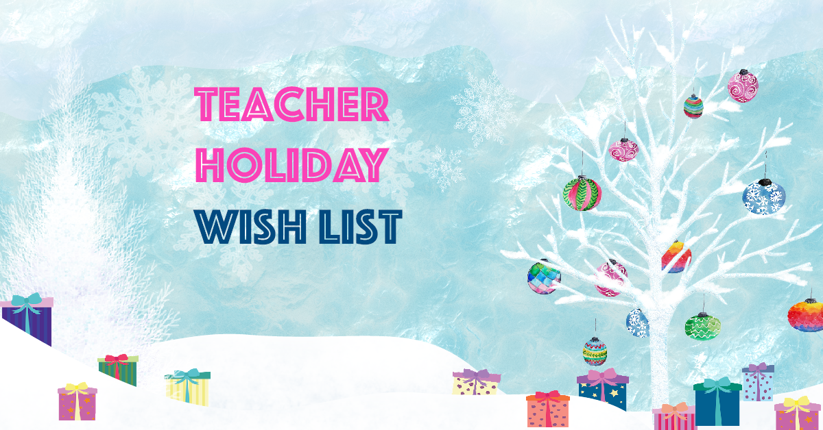 Be sure to check out my new  Holiday Wish List for 2015 .