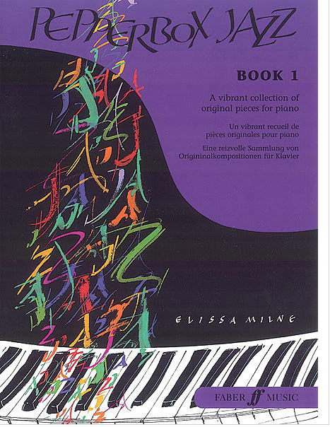 You absolutely can't go wrong with anything written by the glorious Elissa Milne. I use all of her  Pepper Books  with my younger students and love using her more challenging  Pepperbox Jazz Book One  and  Two  with my older students.