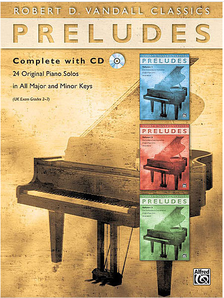 The  Preludes by Robert Vandall  are lovely pieces. I especially like #16 in D Flat Major. This edition with the CD would be especially helpful, as you can let the students choose which pieces they like. Teenagers like to have control.