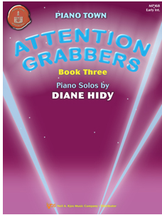Late Elementary Duet Wishing Well is in  Attention Grabbers Book Three .