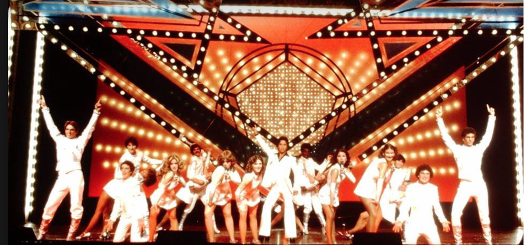 I earned money the summer before I went to Juilliard as a singer/dancer at an amusement park. The performing experience was invaluable, and it gave me great appreciation for tap dancers.I'm fourth from the right. Yeah. Really. It was a very long time ago.