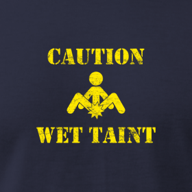 If you meet someone wearing this shirt, unmeet them.
