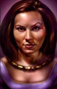 This is not how I pictured Imoen. The Baldur's Gate 2 Imoen is also not how I pictured Imoen.