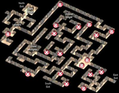This is a bad dungeon, friends. Don't be like Donny Dungeon. Be like Danny Dungeon.