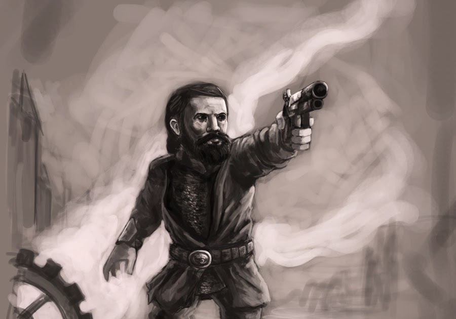 Some lovely fan art of our boy Magnus