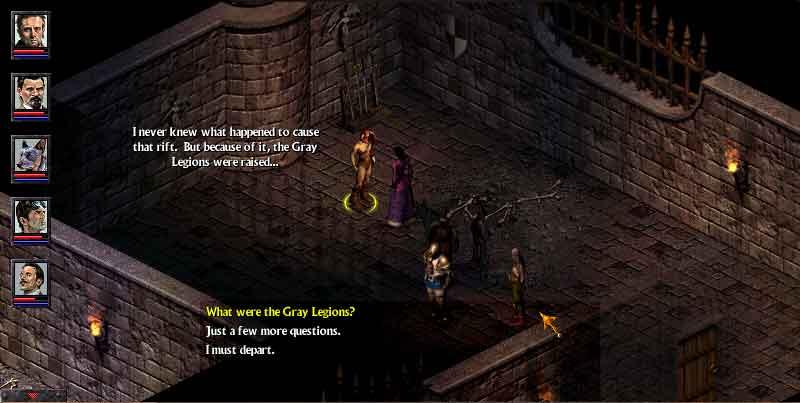 Oh, Ok. The Gray Legions. Sounds good, gotta go