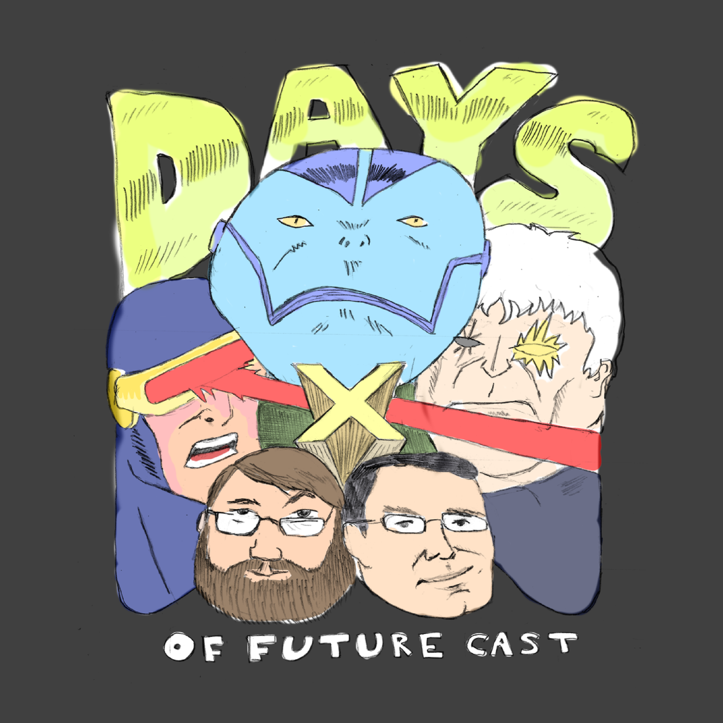 Days of Future Cast Art 3000.png