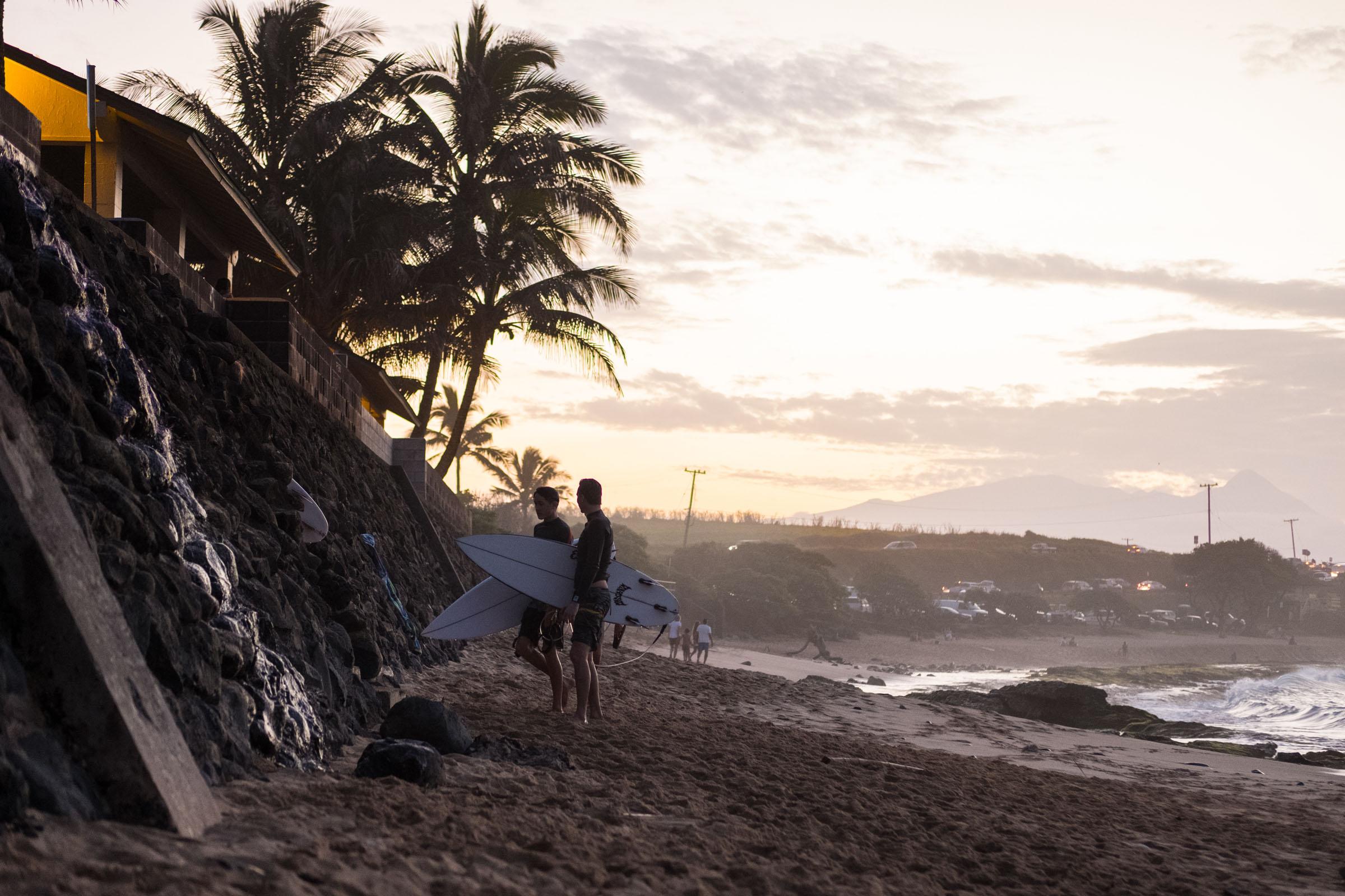 Hookipa Beach Park, Fujifilm X-T2, 50mm f2 WR