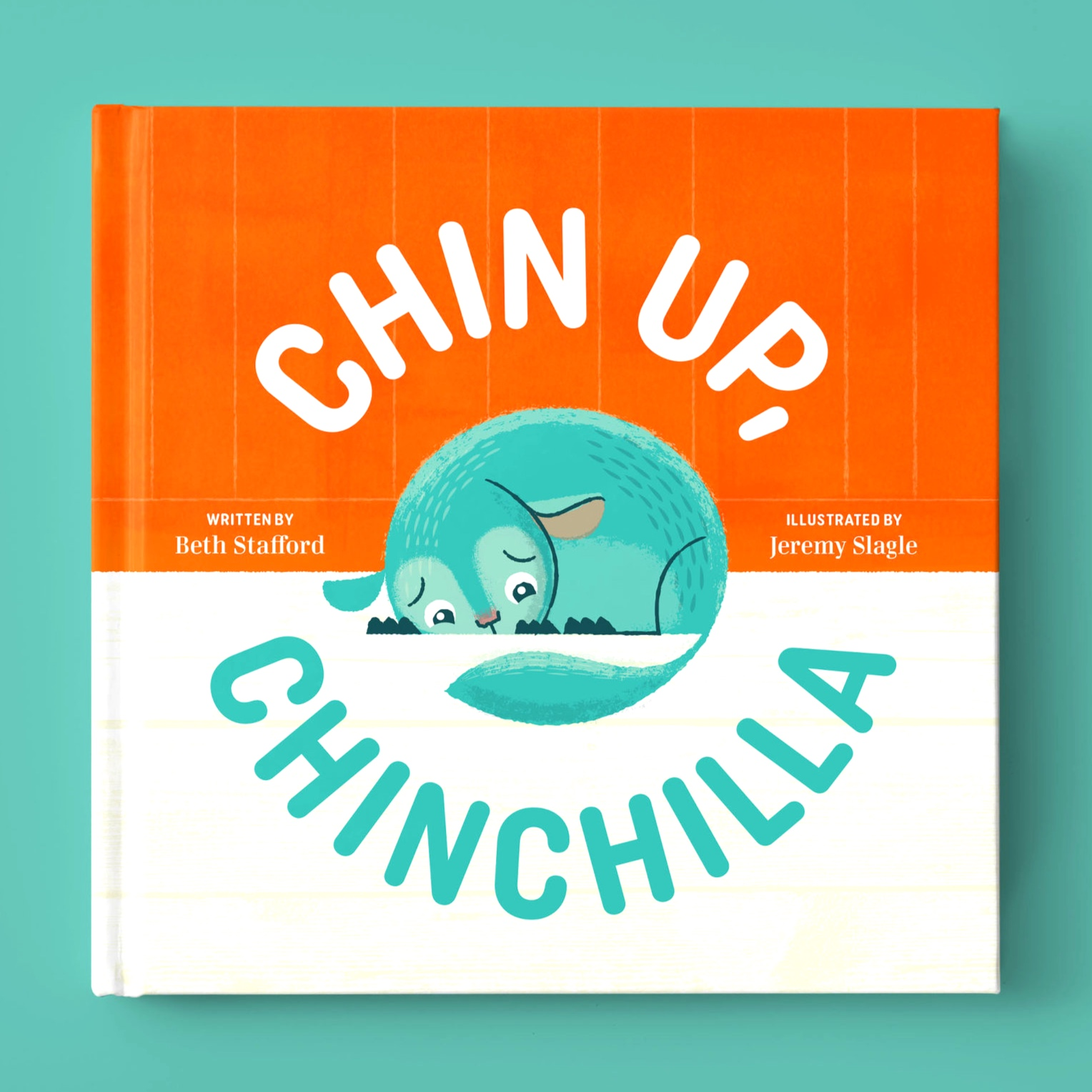 Chin Up Chinchilla
