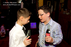 Nice to share a Coke with a friend.