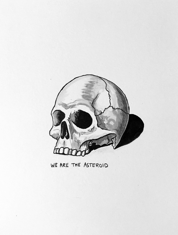 We are the Asteroid